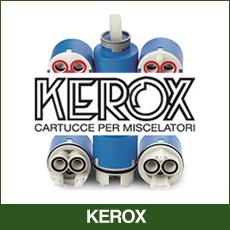 Catalogo ricambio cartucce miscelatori KEROX