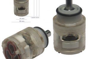 Cartuccia per miscelatore monocomando Ø 25 FIR - 05905280000