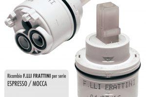 Cartuccia per miscelatore monocomando Ø 25 rubinetterie F.LLI FRATTINI - R08027