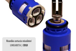 Cartuccia per miscelatore monocomando Ø 25 rubinetterie LINEABETA - R2254211