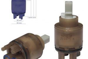 Cartuccia per miscelatore monocomando Ø 35 rubinetterie PAINI - 53CC956GMDCF