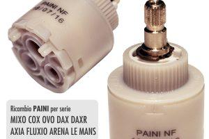 Cartuccia per miscelatore monocomando Ø 35 rubinetterie PAINI - 53CC956GMPR
