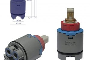 Cartuccia per miscelatore monocomando Ø 40 rubinetterie PAINI - 53CC956G40DAPR2CF