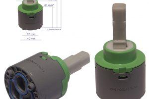 Cartuccia per miscelatore monocomando Ø 40 rubinetterie RITMONIO - RCMB015